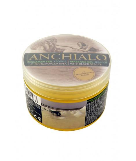 Масажен гел от черноморска луга с хвойна ANCHIALO, 300 гр| Красота и здраве | beautyhealth.bg