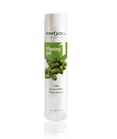 Антицелулитен оформящ гел – Зелено кафе | Anticelut Slimming Gel - Green coffee