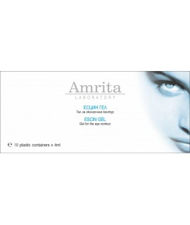 Amrita Есцин гел за околочния контур | Amrita Lab | Красота и здраве