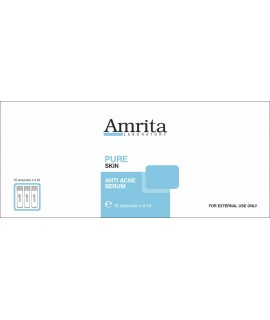 Pure Skin Серум анти акне | Amrita Lab | Красота и здраве