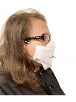 Предпазна маска за лице с филтър с активен въглен от кайсиеви костилки разработка на БАН  Цена 7,2 лв  beautyhealth.bg