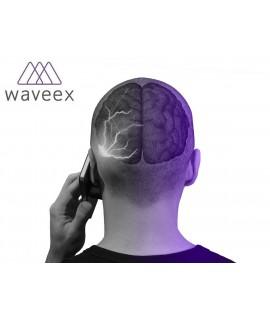 Силициев чип за намаляване вредата от мобилни устройства WAVEEX
