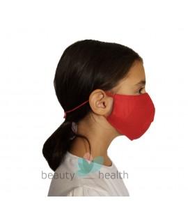 Детска маска за лице с 2бр филтър с активен въглен от кайсиеви костилки на БАН| beautyhealth.bg | Красота и здраве