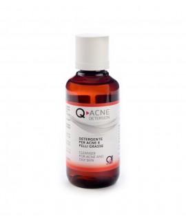 Q-Acne Detersion е продукт, специално създаден за дълбоко почистване на кожата.