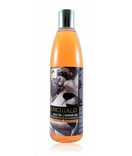 Душ гел за коса и тяло с черноморска луга с мед и лимон ANCHIALO | Анхиало | beautyhealth.bg