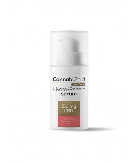 Хидро-регенериращ серум за алергична и чувствителна кожа 30 мл | Cannabigold Extracts | beautyhealth.bg