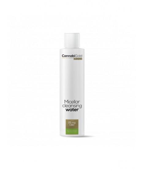 Мицеларна почистваща вода за мазна, комбинирана и предразположена към акне кожа 200 мл | Cannabigold Extracts | beautyhealth.bg