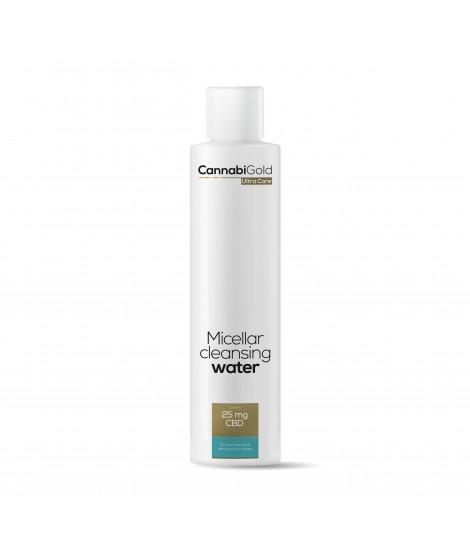 Мицеларна почистваща вода за суха и чувствителна кожа 200 мл | Cannabigold Extracts | beautyhealth.bg