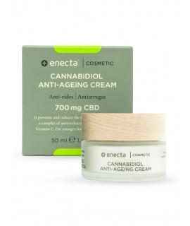 Анти-ейдж CBD крем за лице 50 мл | Enecta | beautyhealth.bg