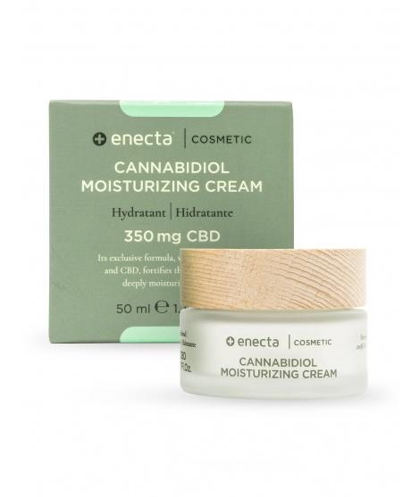 Хидратиращ крем за лице с канабидиол Enecta 50 мл | Enecta | beautyhealth.bg