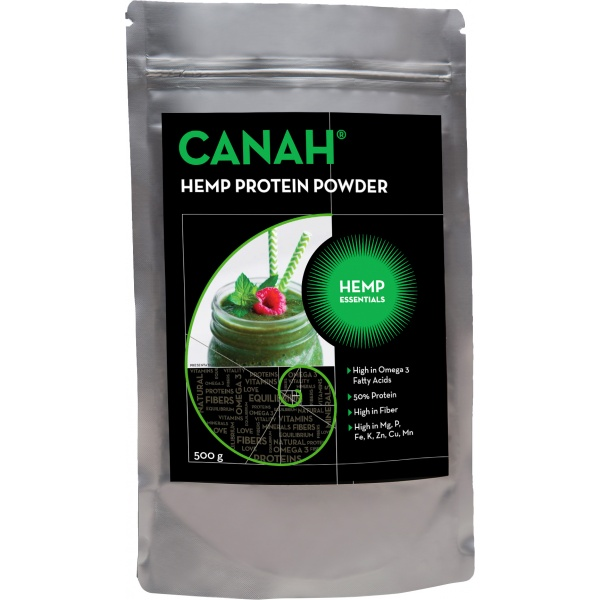 Био Конопен протеин Canah 500гр. | beautyhealth.bg