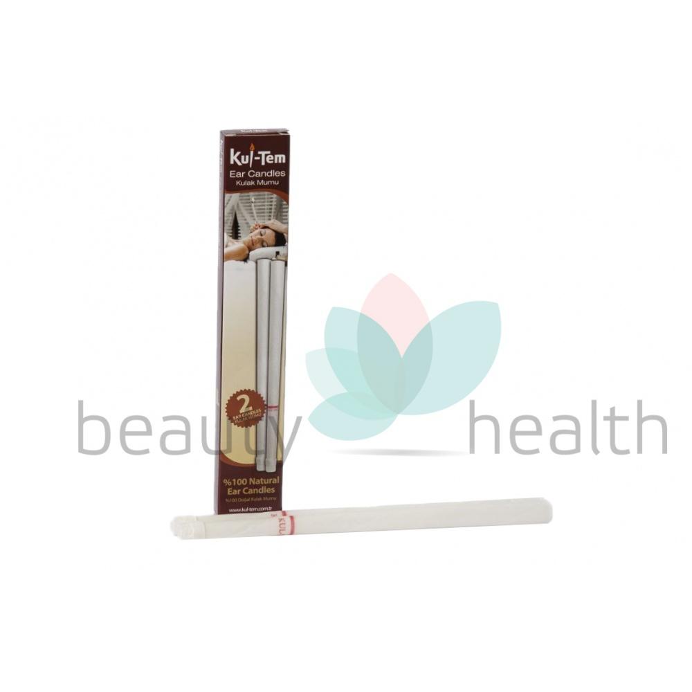 Свещи за уши Kul-Tem парафинови Топ цена 15лв | Гарабитов център | beautyhealth.bg