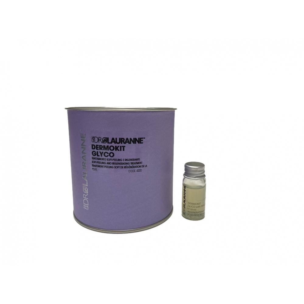 Ампули за пилинг и регенериране Glyco DERMOKIT   DR. LAURANNE   beautyhealth.bg