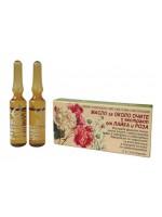 Масло за около очите с екстракт от лайка и роза  Ауриметрия   Красота и здраве