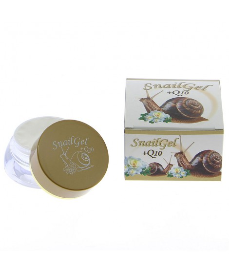 Гел за лице с екстракт от охлюв Snail Gel с Q10 30 мл | Красота и здраве | beautyhealth.bg