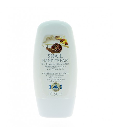 Крем за ръце с екстракт от охлюв Snail Hand Cream 100мл | Красота и здраве | beautyhealth.bg