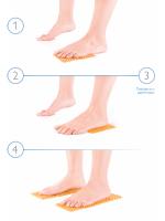 Апликатори - лечебна терапия на стъпалата FIGURA |Гарабитов център| Красота и здраве