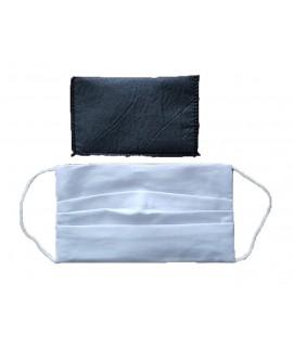 Предпазна маска за лице с филтър с активен въглен от кайсиеви костилки разработка на БАН