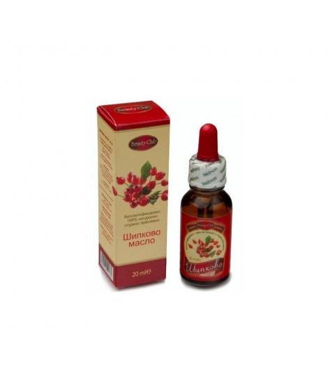 био Шипково масло, за красива и здрава кожа, 20 мл. | Красота и здраве