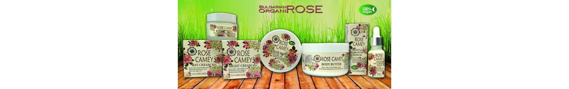 Rose Camey 100% VEGAN козметична серия |Bulgarian OrganiRose | Красота и здраве